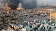 Care ar putea fi cauza exploziei din Beirut