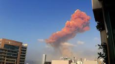 VIDEO | Explozie în Beirut. Imaginile aeriene filmate a doua zi arată amploarea dezastrului