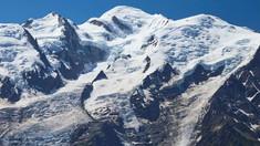 Italia: Un ghețar de pe Mont Blanc riscă să se prăbușească; operațiunile de evacuare sunt în curs