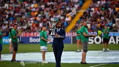 Fotbal: Juventus Torino l-a promovat antrenor al primei echipe pe Andrea Pirlo