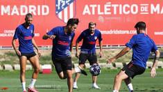 Fotbal/Coronavirus: Atletico Madrid își reia antrenamentele după testările negative
