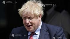 Premierul britanic Johnson critică migrația peste Canalul Mânecii