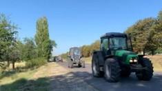 PROTEST | Agricultorii susțin că dacă în următoarele două săptămâni statul nu le va oferi subvențiile necesare, atunci vor bloca traseele