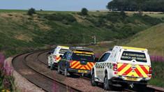 Marea Britanie: Trei persoane au murit în accidentul de tren produs miercuri dimineața în nord-estul Scoției