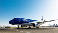 Incident cu un airbus Air Moldova pe aeroportul Domodedovo