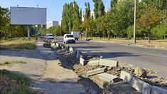 Strada din Chișinău în care se va investi 120 milioane de lei. Primarul: Sper ca peste două săptămâni să reluăm traficul