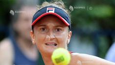 Tenis: Irina Begu, calificată dramatic în sferturi la Praga (WTA); Ana Bogdan a abandonat