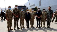 Peste 700 de militari francezi au ajuns la Beirut pentru a ajuta la eforturile de salvare de după explozii