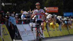 Ciclism: Italianul Davide Formolo a câștigat etapa a 3-a a cursei Criterium du Dauphine