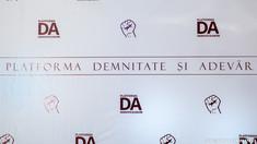 Platforma DA a luat act de propunerea PLDM și de reacția PAS