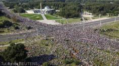 În Belarus reîncep protestele, după ce Lukașenko a fost învestit președinte într-o ceremonie neanunțată
