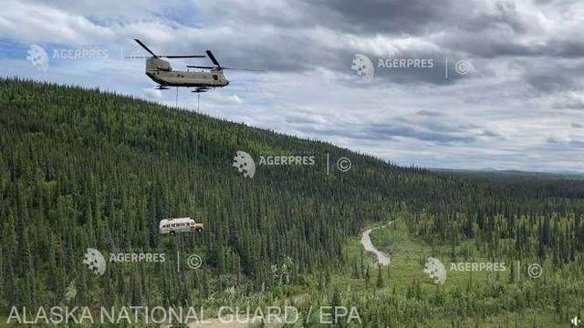 Două avioane s-au ciocnit în aer, în Alaska. Toți pasagerii au murit