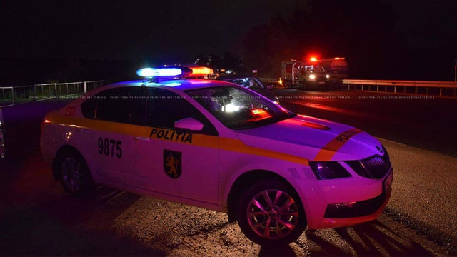 Poliția a efectuat razii nocturne. Zeci de șoferi au fost sancționați