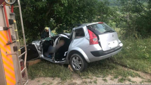 Accident grav la Călărași. Două femei au murit, iar un copil a fost dus de urgență la spital