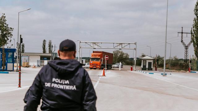 Un nou coridor tranzit al teritoriului R.Moldova este funcțional de astăzi