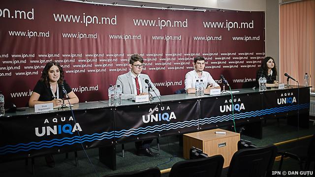 A fost lansat Consiliul municipal al Tinerilor din Chișinău
