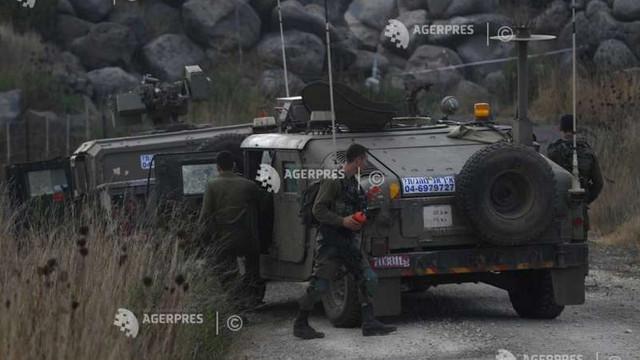Apărarea antiaeriană a armatei siriene a acționat împotriva unor raiduri revendicate de Israel
