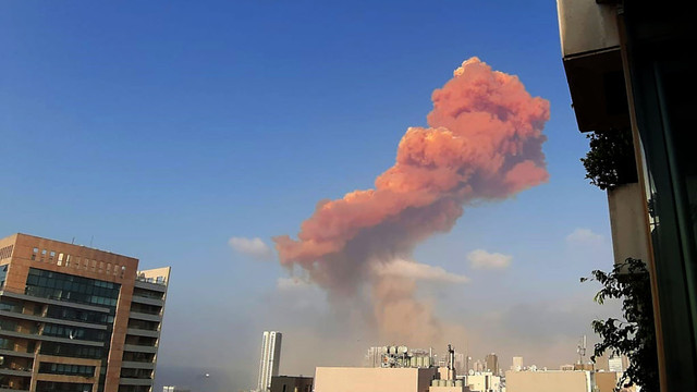 Mai mult de 200 de persoane au fost ucise de explozia de proporții din Beirut