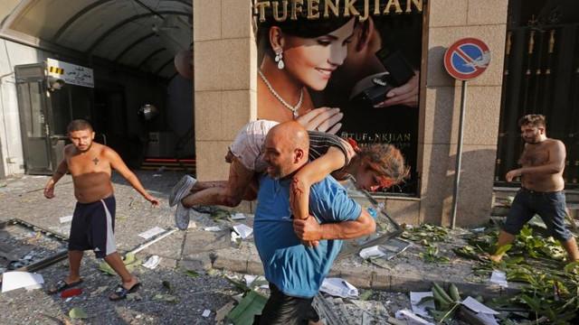 Criza umanitară din Liban este pe punctul de a începe. Țara suferea deja de o criză economică majoră
