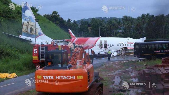 India: Cele două cutii negre, recuperate de la locul accidentului aviatic