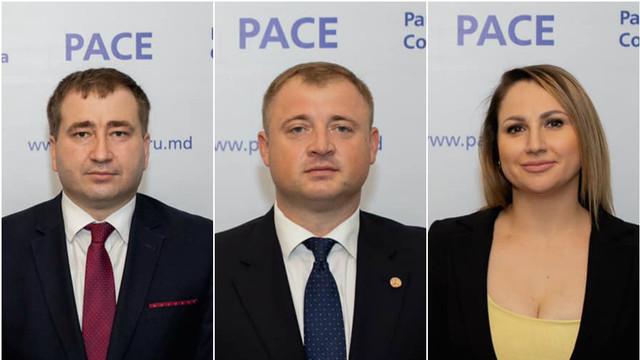 Partidul Acasă Construim Europa (PACE) și-a ales președintele și vicepreședinții