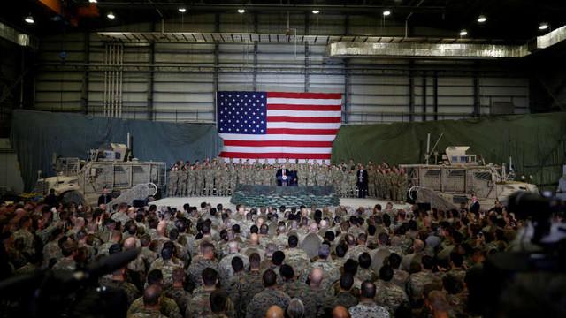 Afganistan: SUA anunță reducerea trupelor sale la mai puțin de 5.000 de militari