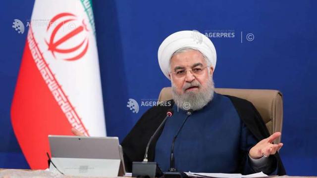 Coronavirus: Starea de urgență ar putea fi prelungită cel puțin până în ianuarie 2021 (președintele Iranului)