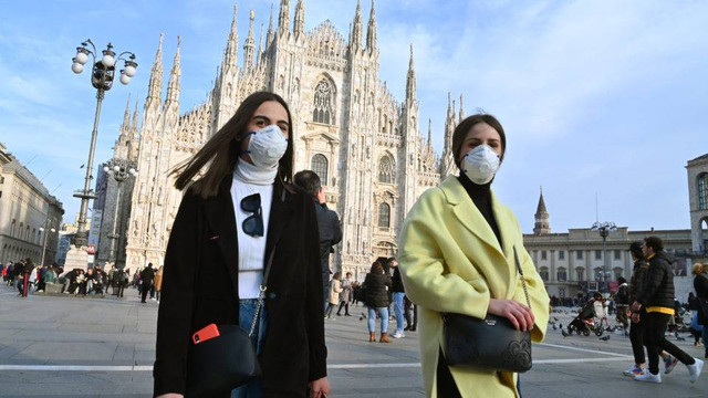 Italia extinde carantina obligatorie de 14 zile pentru persoanele venite din România