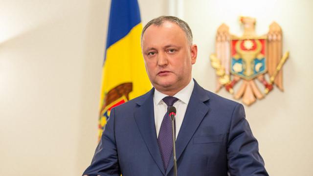 Igor Dodon a comentat decizia Curții Constituționale: Este întârziată, dar necesară