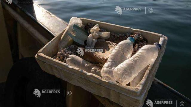 Acumularea de deșeuri de plastic pe fondul pandemiei stârnește preocupare în Europa