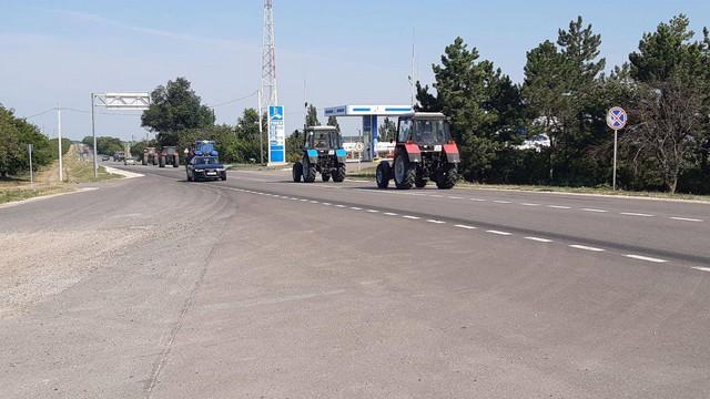 Agricultorii protestatari vor avea o întrevedere cu Ion Chicu