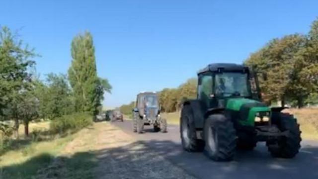 Fermier, după întrevederea cu Ion Chicu: N-am ajuns la un numitor comun pe partea celei mai importante revendicări, continuăm protestul
