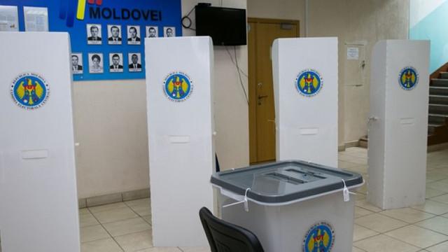 Trei candidați la Primăria satului Nucăreni, raionul Telenești
