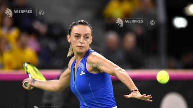 Tenis: Ana Bogdan, calificată fără joc în sferturile turneului de la Praga (WTA)