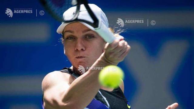 Tenis: Simona Halep și Barbora Strycova, învinse în primul tur al probei de dublu la Praga (WTA)
