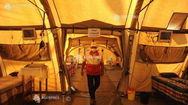 Peste jumătate dintre spitalale din Beirut sunt 'nefuncționale' (OMS)
