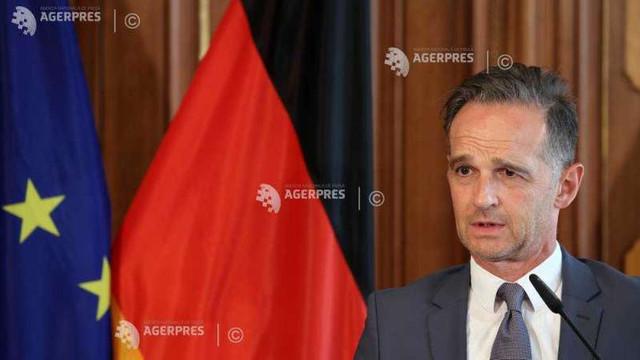 UE trebuie să crească presiunile asupra lui Lukașenko, cere ministrul german de externe