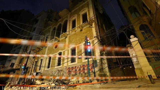 Liban: 60 de clădiri istorice riscă să se prăbușească în urma exploziei din Beirut (Unesco)
