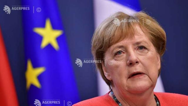Franța/Germania: Cancelarul german Angela Merkel, invitată la Brégançon pe 20 august