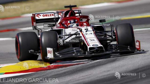 Kimi Raikkonen a doborât recordul de kilometri parcurși în Formula 1