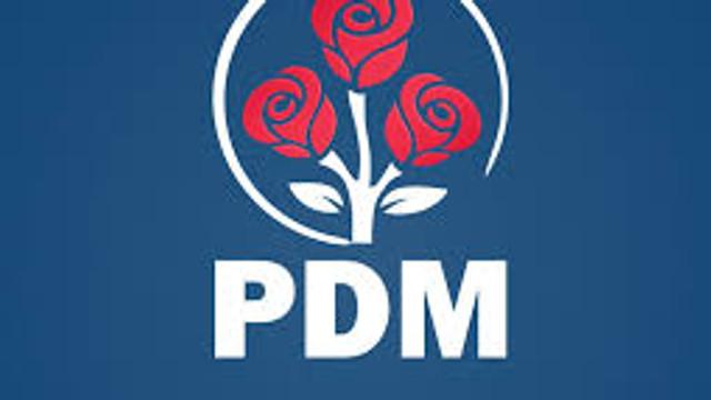 PDM: Ne vom opune loviturii de stat provocată de coaliția PSRM-Șor și transfugi