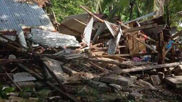 Seism de magnitudine 6,7 în Filipine