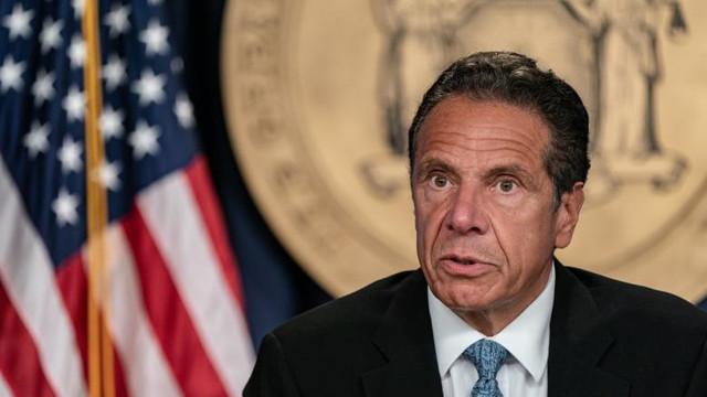 """Andrew Cuomo, guvernatorul New Yorkului, spune despre coronavirus că este """"un virus european"""""""