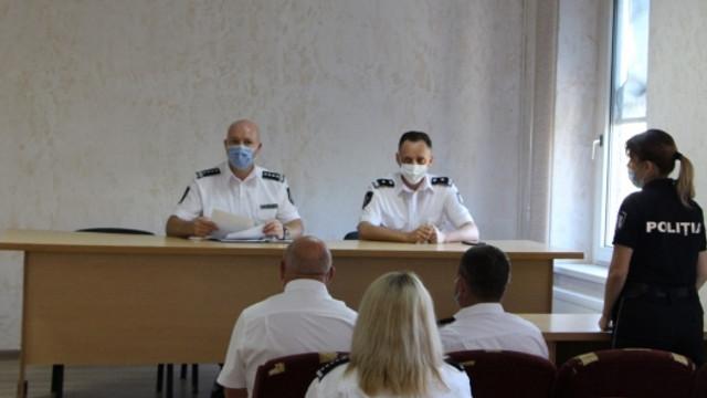 Direcția de Poliție a UTA Găgăuzia are un nou șef adjunct, iar Inspectoratele de Poliție Ceadîr –Lunga, Vulcănești și Leova - noi conducători