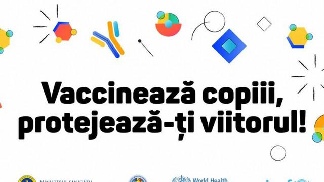 Ministerul Sănătății: Cifre alarmante, cu risc major pentru sănătate, din cauza scăderii vaccinării populației în R.Moldova