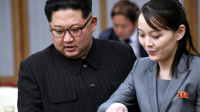Kim Jong-un și-a transferat din putere către sora lui, Kim Yo-jong. Raport al agenției sud-coreene de spionaj, citat de presă