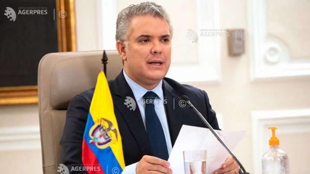 Președintele Columbiei afirmă că Venezuela intenționează să cumpere rachete din Iran