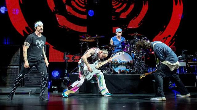 A murit unul dintre foștii chitariști ai formației Red Hot Chili Peppers