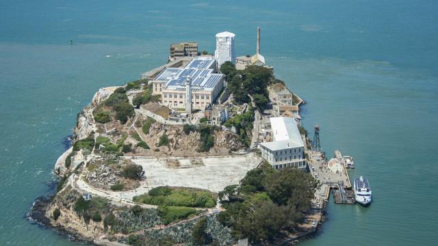 """Scară secretă descoperită în fostul """"Alcatraz al Irlandei"""", una dintre cele mai mari închisori din lume"""
