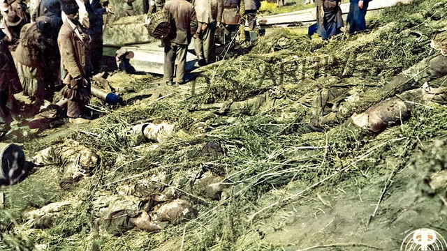 81 de ani de la semnarea pactului Ribbentrop-Molotov. Una din crimele bolșevicilor în Chișinău – zeci de cadavre acoperite cu var în gropile comune de la fostul sediu NKVD
